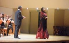 Luisa Fernanda Auditorio Nacional de Madrid