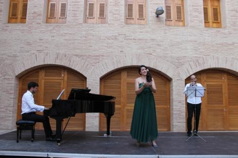 Trio Easo en Marcilla