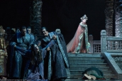 urandot de Puccini en el Palacio Euskalduna de Bilbao, ABAO-OLBE, Miren Urbieta-Vega (Liù)