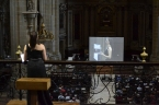 Concierto con la organista Ana Belén García en la basílica de Sta María de Donostia