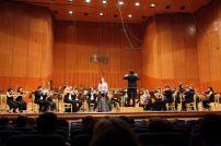 Teatro Monumental, orquesta Académica de Madrid