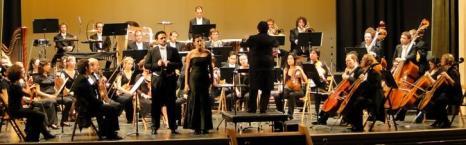 OCV - Javier Agulló y Miren Urbieta Vega con García Asensio en Orihuela