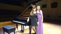Ciclo de cámara del Principal de Vitoria-Gasteiz, pianista Joana Otxoa de Alaiza