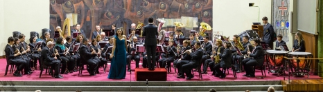 Concierto de ópera y zarzuela con la Banda de Errentería