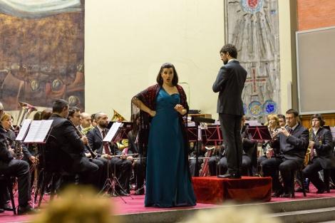 Miren Urbieta-Vega soprano EMKE banda
