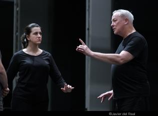 Turandot (Teatro Real de Madrid), Bob Willson