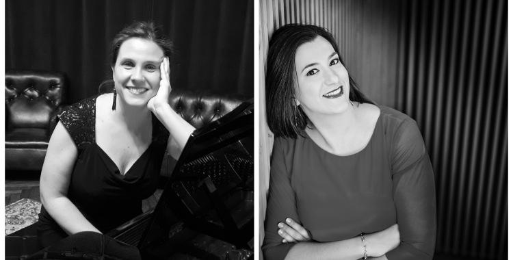Miren Urbieta-Vega, soprano - Amaia Zipitria, pianista