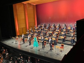 Don Fernando el emplazado de Valentín Zubiaurre en el Teatro Real de Madrid