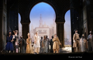 Benamor de Pablo Luna en el Teatro de la Zarzuela